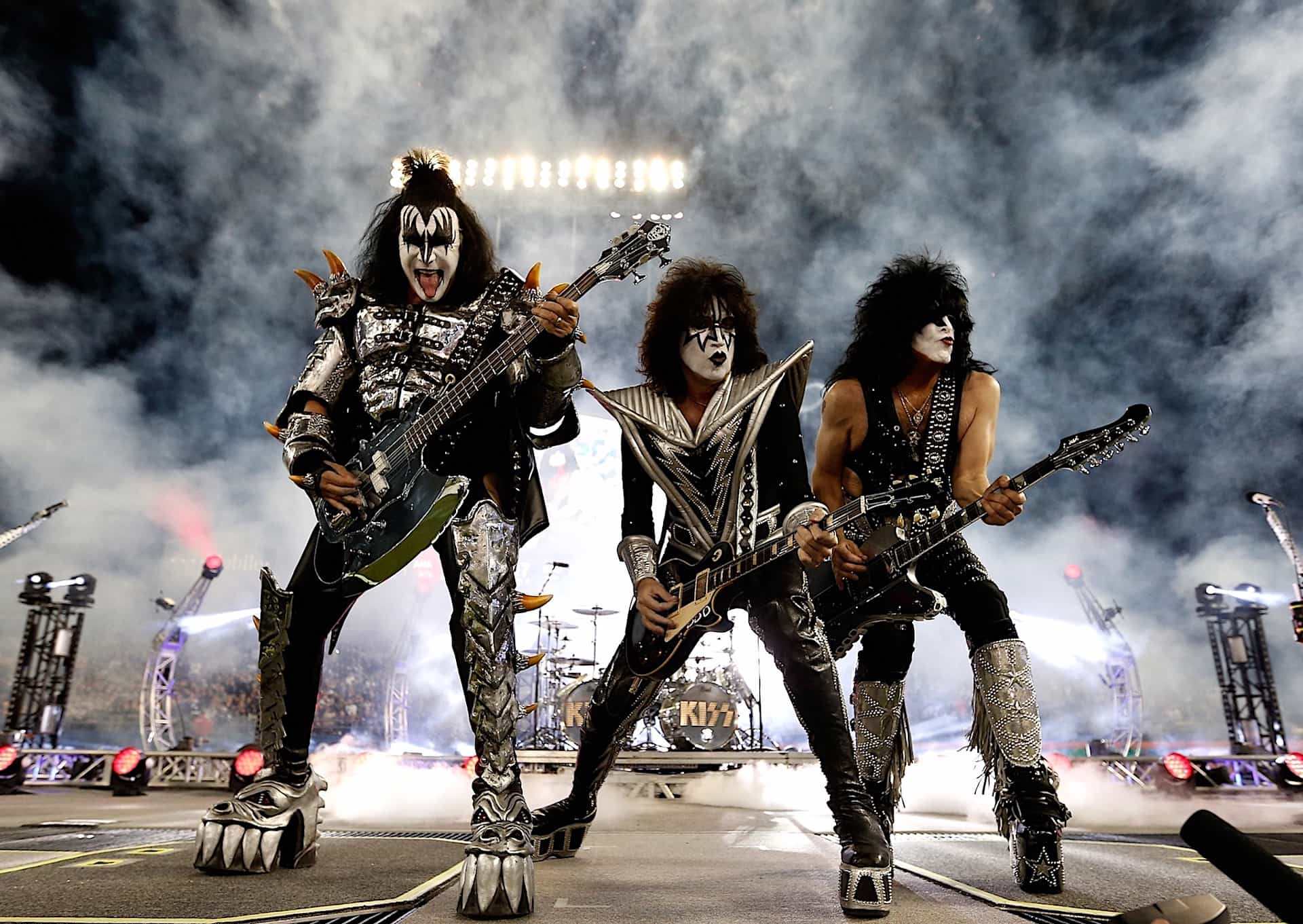 KISS-set-list