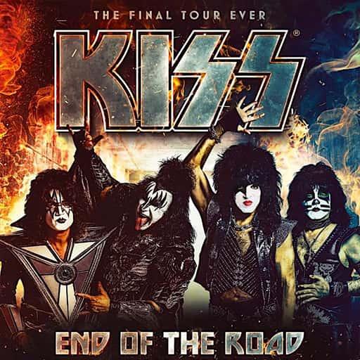 Kiss-Setlist